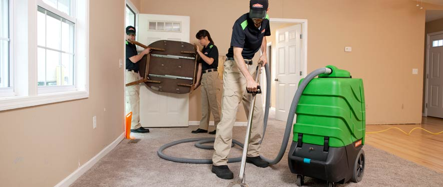 Chino, CA residential restoration cleaning